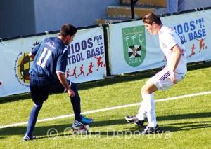 El Atlético de Ceuta aspira a cerrar la temporada con una victoria en el Murube