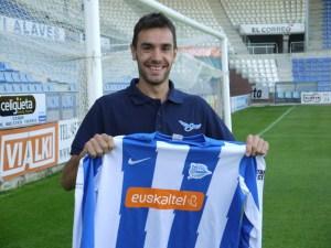 Guzmán Casaseca se ha proclamado campeón en el Deportivo Alavés