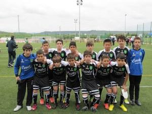 Los chicos lograron dos empates en el Nacional de Logroño
