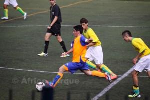 El Natación Ceuta es la sorpresa agradable de la competición de Copa