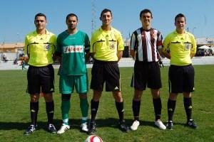 El malagueño Gallegos Jiménez ha sido designado para el Racing Portuense - Atlético de Ceuta