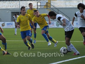 El Cádiz, uno de los equipos que no estará en el grupo 14 de Liga Nacional tras conseguir el ascenso