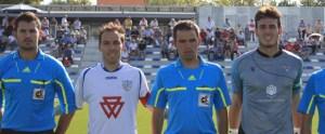 El colegiado onubense de Tercera División Rodríguez Varela fue agredido por un jugador del Dos Hermanas en la eliminatoria contra el Huelva Atlético