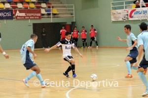 Salvi reapareció en San Vicente después de casi un mes de ausencia por lesión