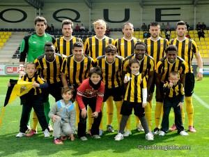El San Roque abonó en la AFE la deuda con los jugadores que denunciaron sus contratos y jugará en Tercera