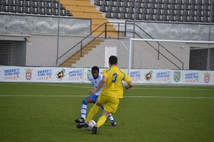 El CD Puerto, que perdió por 0-1 en el Alfonso Murube, intentará remontar la eliminatoria en Montilla