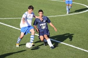 El Puerto se proclamó campeón de la Liga juvenil tras vencer en la final del play off por el título al Imperio