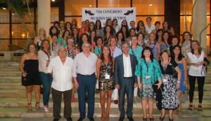 El VIII Congreso Anual Mujeres del Fútbol se celebró en Marbella el año pasado