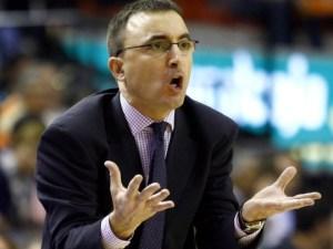 Chechu Mulero es técnico del Valencia Basket
