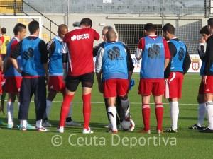 La AD Ceuta FC ha fijado para el 25 de julio el inicio de la pretemporada en el Alfonso Murube