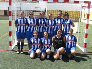 El BM. Ramón y Cajal desea que su equipo infantil femenino participe en una competición andaluza