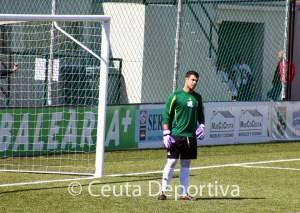 Pablo Antón trabajará duro esta temporada para tener más protagonismo