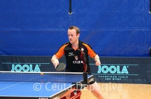 El Gabitec tuvo un paso fugaz en la Superdivisión en su regreso a la élite del tenis de mesa