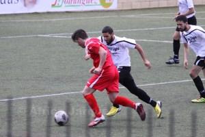 El joven futbolista empezó el curso pasado en el Ceutí FS y lo terminó en el BM. Ramón y Cajal