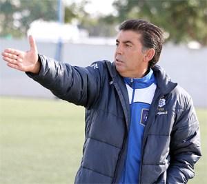 El nuevo entrenador del Recre B está satisfecho con la plantilla que tiene a sus órdenes