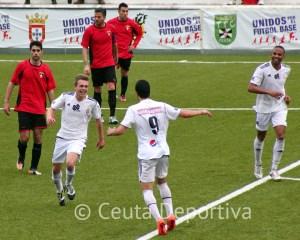 El joven jugador marcó 4 goles el curso pasado jugando de interior derecho