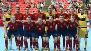 La selección española jugaría en Ceuta sendos partidos amistosos ante Bélgica