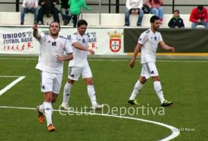 Prieto se comprometió por tres temporadas, después de un tira y afloja en las negociaciones con la AD Ceuta FC