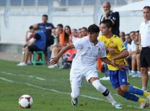 Chakir juega esta temporada cedido en el Sanluqueño tras su paso por el San Roque