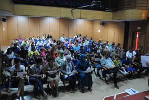 El CB Ceuta San Daniel celebra una asamblea informativa con los padres y madres de los deportistas
