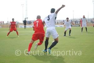 La AD Ceuta ganó con suficiencia al Sevilla C en la última jornada