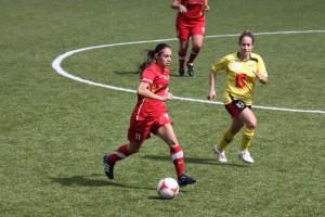 El Carmelitas inicia este domingo su tercera temporada en el grupo 4 de Segunda División Femenina