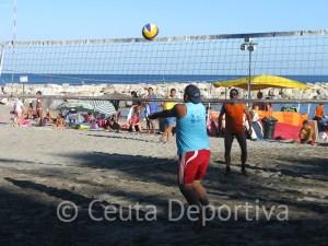 El torneo de voley playa fin de verano se disputará el sábado desde las nueve de la mañana