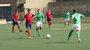 El CD Puerto Disa fue muy superior a su rival en su estreno en el grupo 5 de la 1ª Provincial de Cádiz