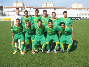 El Goyu empieza la temporada en el campo del recién ascendido Huelva Atlético