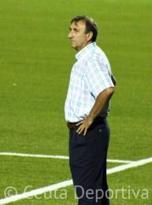 José Antonio Asián valora la reacción de su equipo en Sevilla