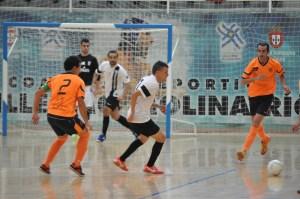 Ismael ha marcado los dos goles del Ceutí en la pista extremeña del Olivenza