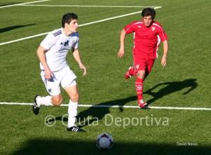 El Atlético de Ceuta se tomó la revancha ante el Sevilla C en el Murube, después de la increíble derrota en la 4ª jornada