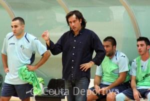 El CD El Ejido FS de Ramiro López volvió a salir derrotado en su visita al 'Guillermo Molina'