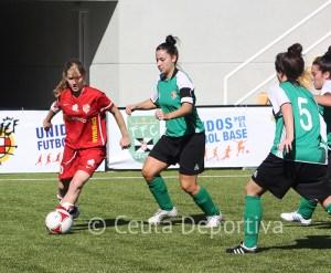 La UD Carmelitas se enfrentará este domingo al CFF Cáceres en el inicio del Campeonato
