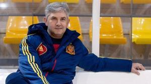 José Venancio López, seleccionador nacional de fútbol sala, vaticina que habrá espectáculo en el Guillermo Molina