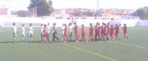Las rojillas ganaron al CD Algaidas por 0-2 en la última jornada