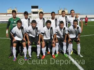 El Ceutí recibe este domingo al Séneca, líder del grupo 14 de Liga Nacional Juvenil, en un partido muy exigente