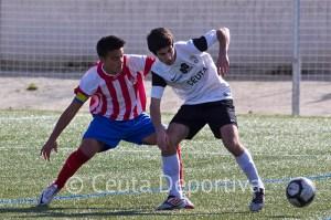Valverde es uno de los jugadores del Ceutí que entrenará miércoles y jueves a las órdenes de Asián