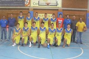 El CB Juventud sucumbió ante un buen rival como el Cádiz CB Gades