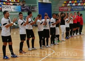 La UA Ceutí FS jugará ante su afición el sábado a las 16:00 horas
