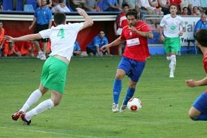 Jesús Villatoro se marchó este verano al CP Villarrobledo del grupo manchego de Tercera División