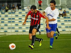 El Cabecense sufrió un severo correctivo ante el CD Alcalá en la Copa Federación. Foto: Jesús Sánchez