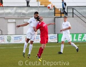 La AD Ceuta FC quiere darle continuidad en Pozoblanco a la victoria conseguida ante La Palma