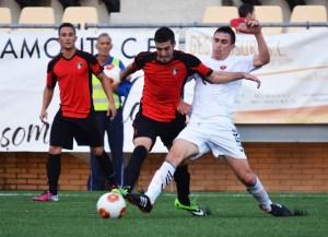 El Ayamonte CF no se retira de momento de la competición. Foto: Huelya.es