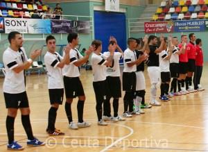 El Ceutí Fs buscará ante el CD bayyana su quinta victoria de la temporada en casa