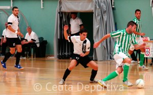 El Real Betis ha reforzado su liderato con otra victoria y ya aventaja al Ceutí en seis puntos