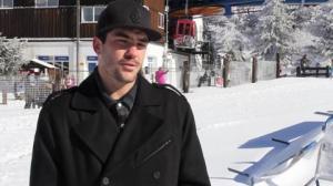 Regino Hernández es ambicioso y no descarta nada en los Juegos Olímpicos de Invierno de Sochi