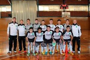 La selección sub-19 de Ceuta ha estado a un gran nivel en la fase previa del Nacional en Lleida