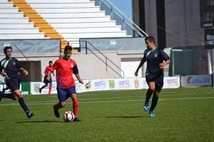 El equipo ceutí visitará el próximo fin de semana al San García, segundo clasificado