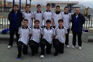 El equipo masculino perdió ante Extremadura y Melilla este sábado